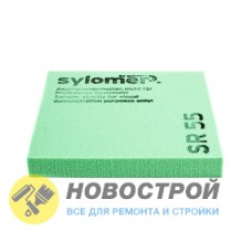 Sylomer SR 55 зеленый Лист 1200 х 1500 х 12,5 мм