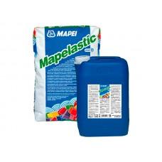 Гидроизоляция Mapei Mapelastic A+B (2компонентная) 32 кг.