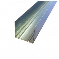 Профиль потолочный направляющий ППН 28/27 3м 0,6мм
