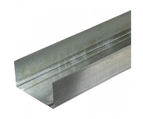 Профиль направляющий для гипсокартона ПН-4 75/40  3м
