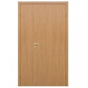 Дверь полуторная с притвором (в комплекте) 3D дуб М12,4*21 Олови