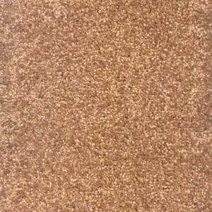 Ковровое покрытие Карнавал 064 4м, коричневый, Zartex