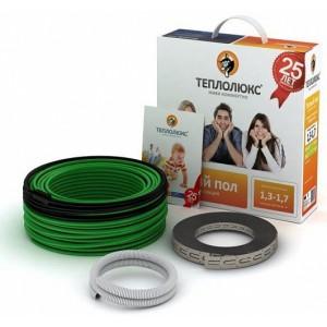 Комплект теплого пола (греющий кабель) Теплолюкс 20ТЛБЭ2-100 2000 Вт