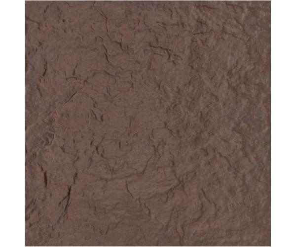 Керамогранит 298*298мм Амстердам 4 рельеф коричневый Керамин