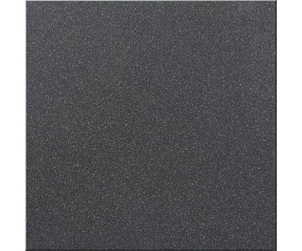 Керамогранит 300*300мм U111 матовый черный Уральский гранит