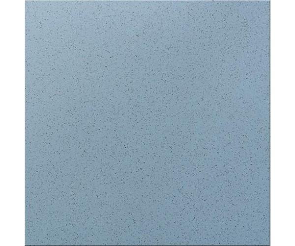 Керамогранит 300*300мм U116 матовый голубой Уральский гранит