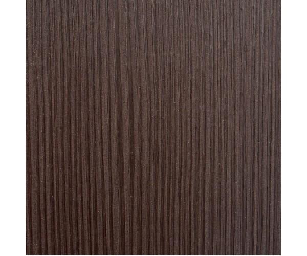 Стеновая панель МДФ 2710*240*6мм Венге, Ламинели Латат