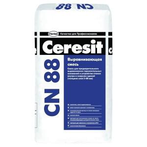 Стяжка высокопрочная Церезит CN 88, 25кг