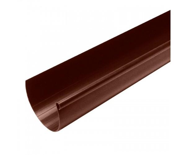 Желоб водосточный коричневый 3 м, Мурол