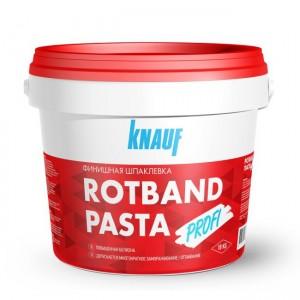 Шпаклевка Ротбанд паста Профи, 5кг KNAUF