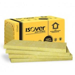 Теплоизоляция ISOVER Фасад (50*600*1000) 6шт. 3,6м2 (0,18 м3)