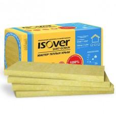 Теплоизоляция ISOVER Мастер теплых крыш (50*600*1000) 8шт. 4,8м2 (0,24м3)