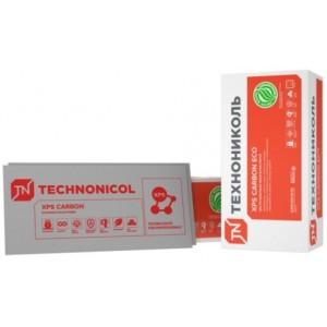 Экструзионный пенополистирол XPS CARBON ECO (1180*580*30) 13шт. 8,8972м2 (0,266916м3) Технониколь