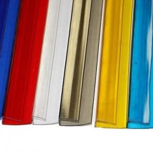 Профиль торцевой UР 10мм цветной L=2,1м