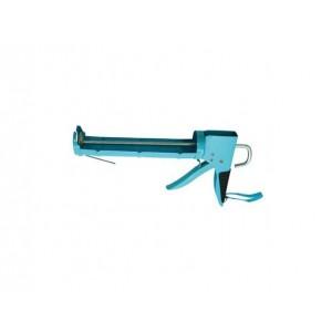 Пистолет для герметиков полукорпусной, зубчатый шток 310 мл Т4Р Лакра