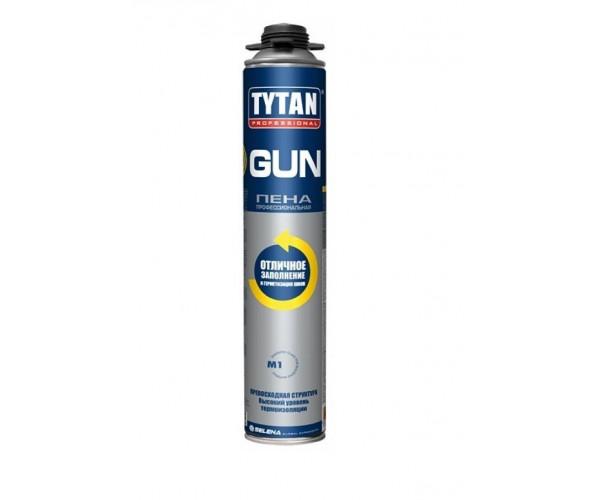 Пена монтажная профессиональная Tytan GUN Professional (750 мл)