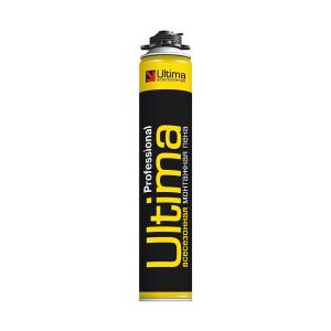Пена монтажная профессиональная всесезонная Ultima Professional (700 мл)