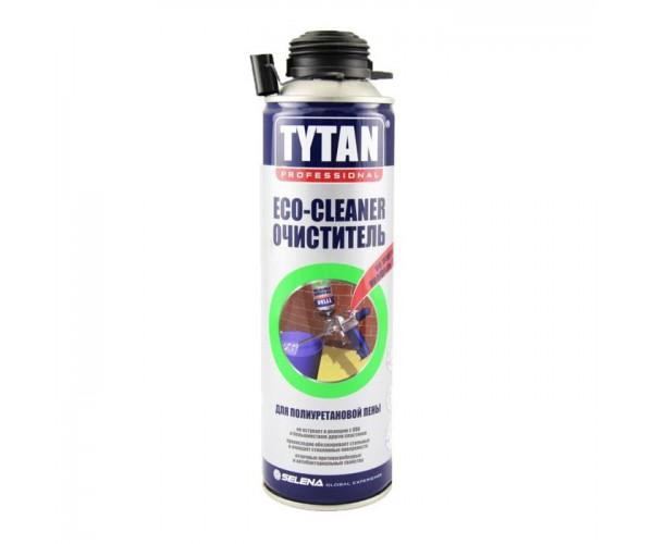 Очиститель монтажной пены Tytan Professional ЕСО (500 мл)