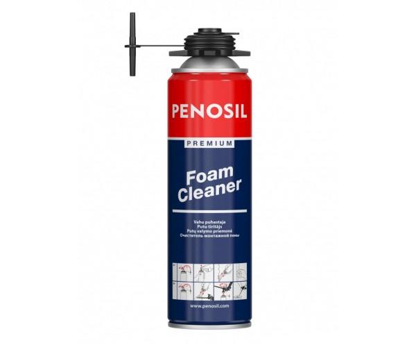 Очиститель монтажной пены Penosil Premium Foam Cleaner (500 мл)