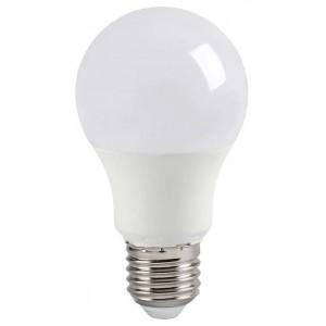 Лампа светодиодная ECO A60 грушевидная 9Вт 230В E27 IEK 4000К