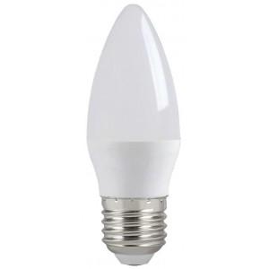 Лампа светодиодная ECO С35 свечеобразная 7Вт 230В E27 IEK