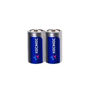 Батарейка R14 S, КОСМОС, упаковка 2 шт.