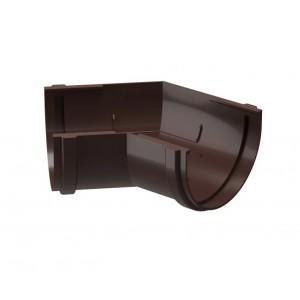 Угол универсальный 135, шоколад Дёке PREMIUM