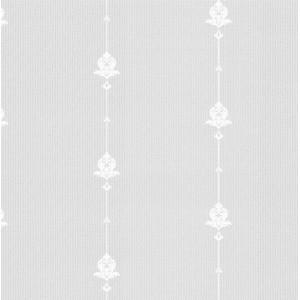 Обои виниловые на флизелине Industry Диамант, 1,06х10м 167069-81 Бело-жемчужная строчка