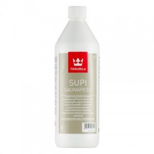 Моющее средство Supi Saunapesu для влажных помещений Tikkurila, 1л