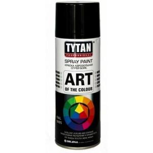 Краска аэрозольная TYTAN PROFESSIONAL ART OF THE COLOUR 3005 красное вино 400мл
