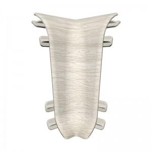 Угол внутренний Ideal (252 ясень белый), 2 шт