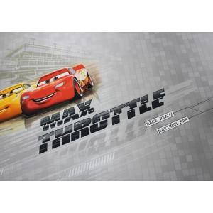 Обои виниловые на флизелиновой основе Erismann Disney Cars 10*1,06м E-D-005В