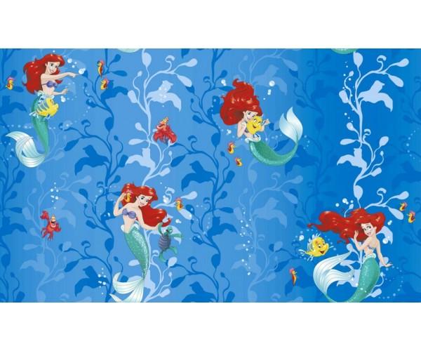 Обои виниловые на флизелиновой основе Disney The Little Mermaid 10*1,06м E-D-004 Erismann