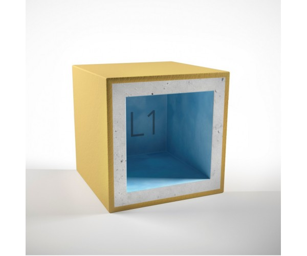 Короб для светильника АкустикГипс Бокс L1