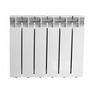 Радиатор алюминиевый 350*80, 6 секций Oasis