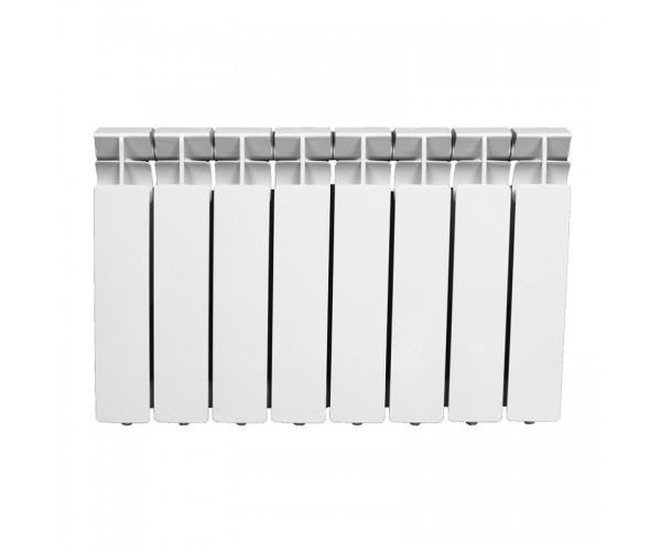 Радиатор алюминиевый 350*80, 8 секций Oasis