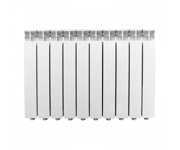Радиатор алюминиевый 500*80, 10 секций Oasis