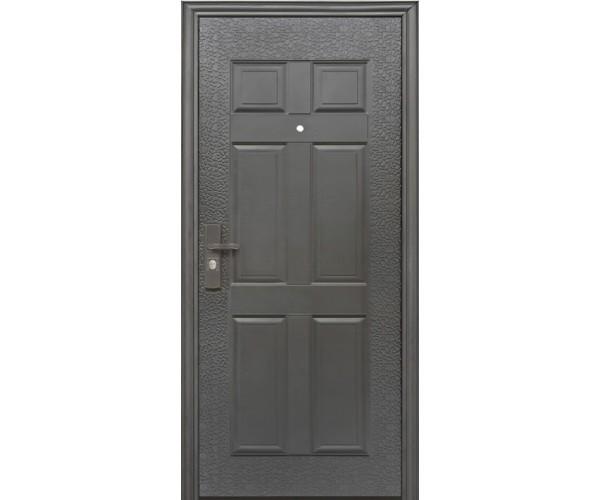 Металлическая входная дверь 960*2050мм, правая Техническая К13