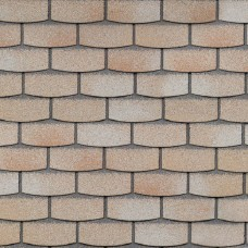 Фасадная плитка Hauberk Камень травертин 2,2м2 (250*1000мм) 20шт. Технониколь
