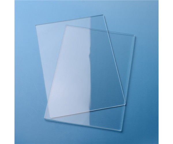 Монолитный листовой пластик ПЭТ-Г 1250х2050х2мм (прозрачный) Новаттро