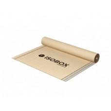 Ветро-влагозащитная паропроницаемая мембрана с клеевой полосой ISOBOX А 70 1,6х43,75м, 70м2