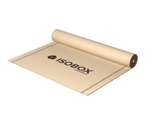 Пароизоляционная пленка ISOBOX В 70 1,6х43,75м, 70м2