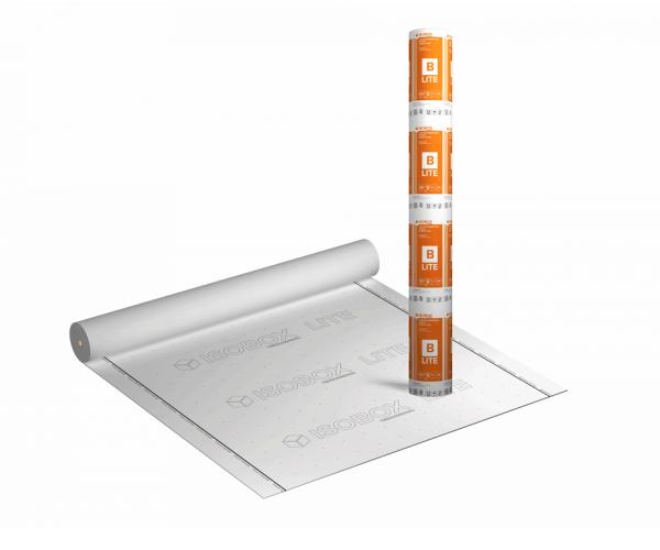 Пароизоляционная пленка ISOBOX LITE В 1,6х37,5м, 60м2