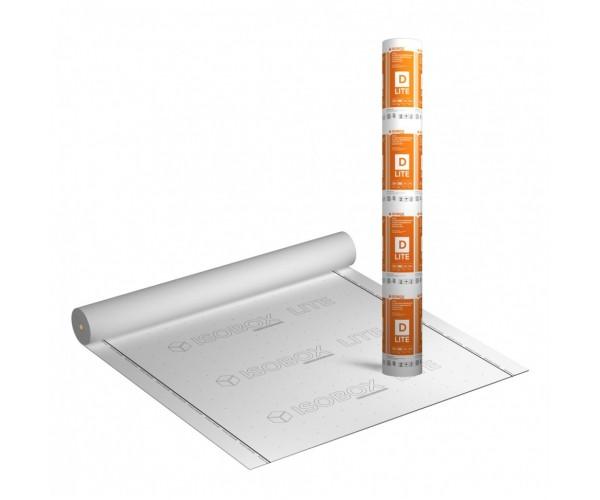Пароизоляционная универсальная пленка ISOBOX LITE D 1,5х40м, 60м2