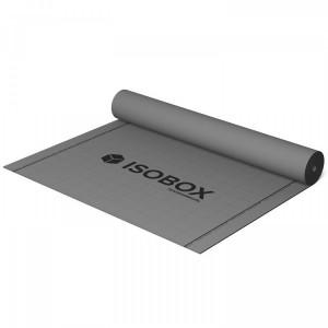 Гидро-ветрозащитная диффузионная мембрана ISOBOX 95 1,5х50м, 75м2