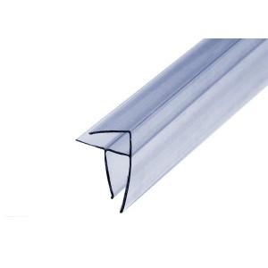 Профиль угловой 4-6мм прозрачный L=6м (4шт)