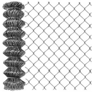 Сетка-рабица 1,2мм, 1,5х10м, ячейка 20х20мм