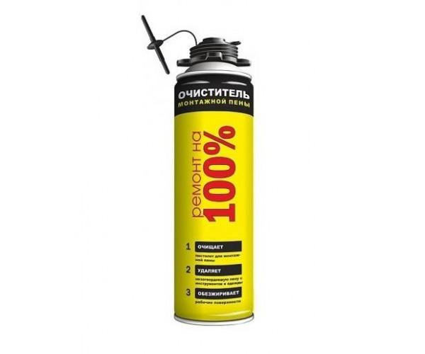 Очиститель пены Ремонт на 100% (500 мл)