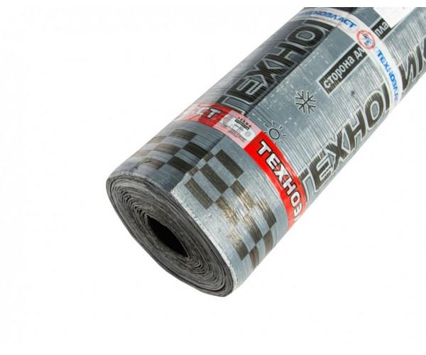 Техноэласт ЭКП-4,2 сланец серый (10*1) м, ТехноНИКОЛЬ