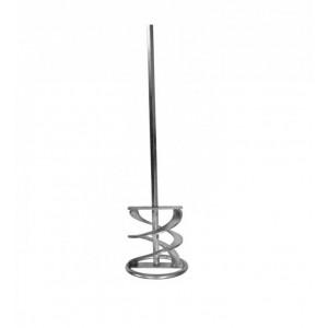 Миксер Турбо для тяжелых смесей Бибер оцинкованный 600мм, арт.35824